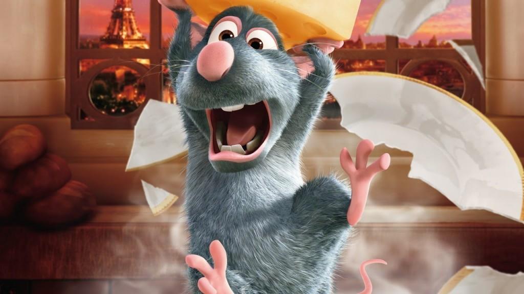 Imagen de la película  Ratatouille